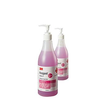 3M 免洗手消毒液 9250P 500ML (10瓶/箱)