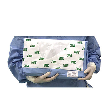 3M 手术薄膜 7966腹部手术铺巾含积液袋(5包/箱)