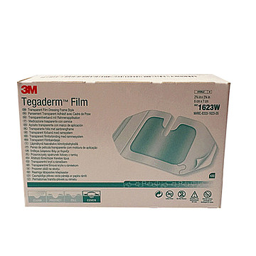 3M透明敷料 6×7cm 1623WSN(100片/盒 4盒/箱)