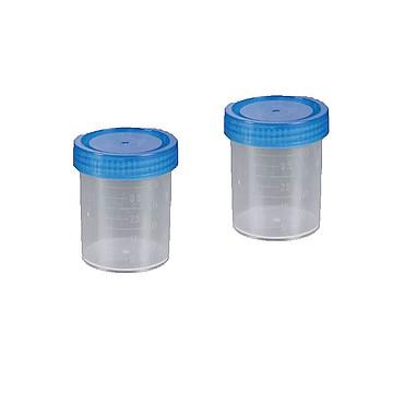 新康XK 痰杯 40ml(螺旋盖)单包消毒 (1000只/箱) X522-1