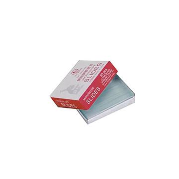 新康 磨砂载玻片7105 1.2mm(50片/盒×50盒) X531