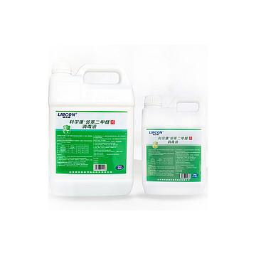 利尔康 邻苯二甲醛消毒液5L(3桶/箱)