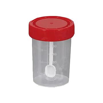新康 大便杯(螺旋盖)60ml (100只/袋×10袋)