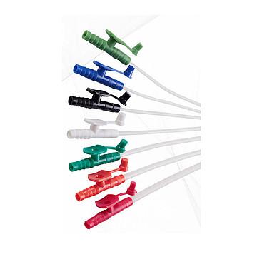 伟康 一次性使用吸痰包 F6含手套PVC(500支/箱)