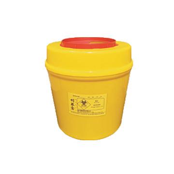 利鑫源 8L圆形利器盒 (50个/箱)