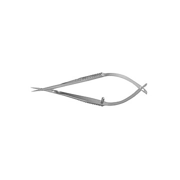 金钟 显微眼用剪 YBC010(8cm直)