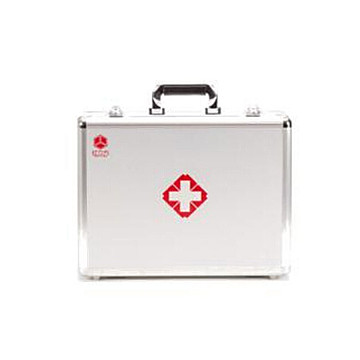 红立方RedCube 铝合金急救箱 RCB-8便携型(001)