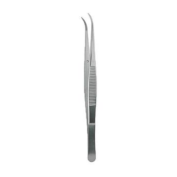 金钟 胸腔镊 JD4010(20cm直无钩 有定位)