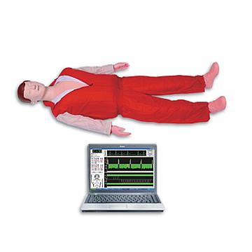 怡然 高级全自动电脑心肺复苏模拟人 YR/CPR 780