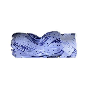 爱德 薄膜手写腕带薄膜手写腕带成人款PVC400 (400条/盒)