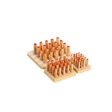 常州莱莱 木制图形插板 JH-MCB-01