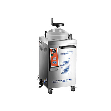华泰 立式压力灭菌器 LX-B120L(数显型)