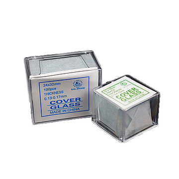 新康(XK) 盖玻片 22×22 箱装(50000片)