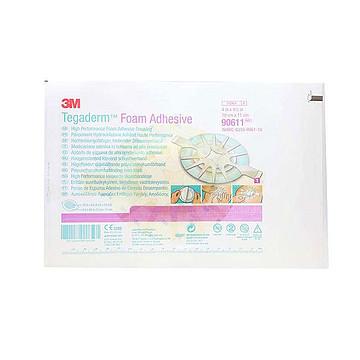 3M 聚酯泡沫敷料(粘性)90611(10片/盒)