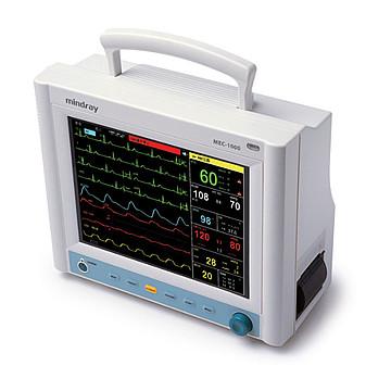 迈瑞Mindray 便携式多参数监护仪 MEC-1000