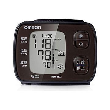 欧姆龙OMRON 电子血压计 HEM-8622