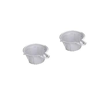 新康 一次性尿杯 白色、透明 50mlPVC (1000只/袋×10袋)