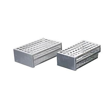 新康 康氏Φ14不锈钢试管架 50孔 (50只/件)
