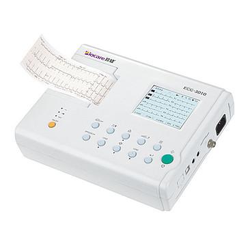 邦健 三道心电图机 ECG-3010