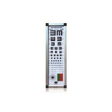 远燕 视力表灯箱 5米成人LED型