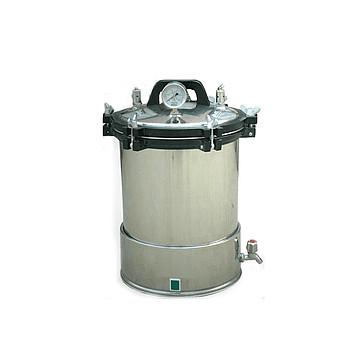 滨江 手提式压力蒸汽灭菌器 YX-24LD