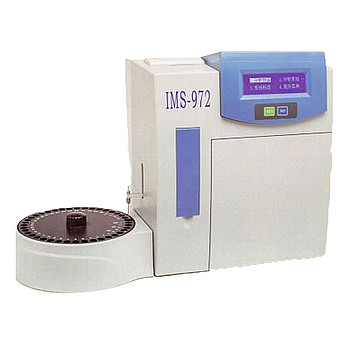 希莱恒 半自动电解质分析仪 IMS-972 N型(含盘)