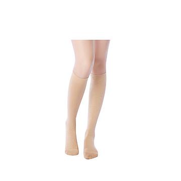 振德 治疗型静脉曲张袜 压力一级 短筒闭口 大号 肤色(12双/箱)