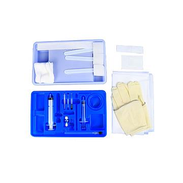 亚达YADA  一次性使用麻醉穿刺包 腰椎穿刺AS-S(40只/箱)