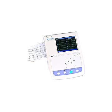 日本光电NIHON KOHDEN  六道心电图机 ECG-1250P
