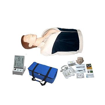 康季医疗 高级半身心肺复苏训练模拟人体模型 KAJ/CPR230