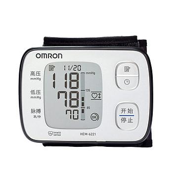 欧姆龙OMRON 电子血压计 HEM-6221