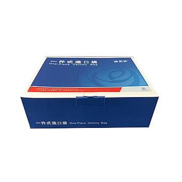 振德 一件式造口袋 凸面开口透明12151(10只/盒,120只/箱)