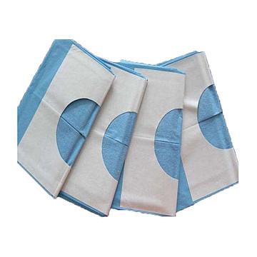 振德 手术单手术洞巾 40×50cm 冲孔φ10cm(1片/袋 500片/箱)
