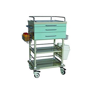 华瑞 精品治疗车(ABS)J003