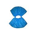 振德 一次性使用鞋套 18cm×40cm 浅蓝纺粘机制 (100只/袋 1000只/箱)