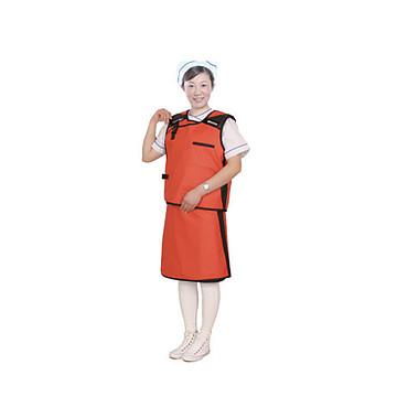 双鹰 防护裙 分体无袖双面式 PC06 (1件)