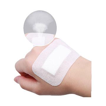 稳健 接触性创面敷贴9cmx10cm  (1片/袋 10袋/盒)