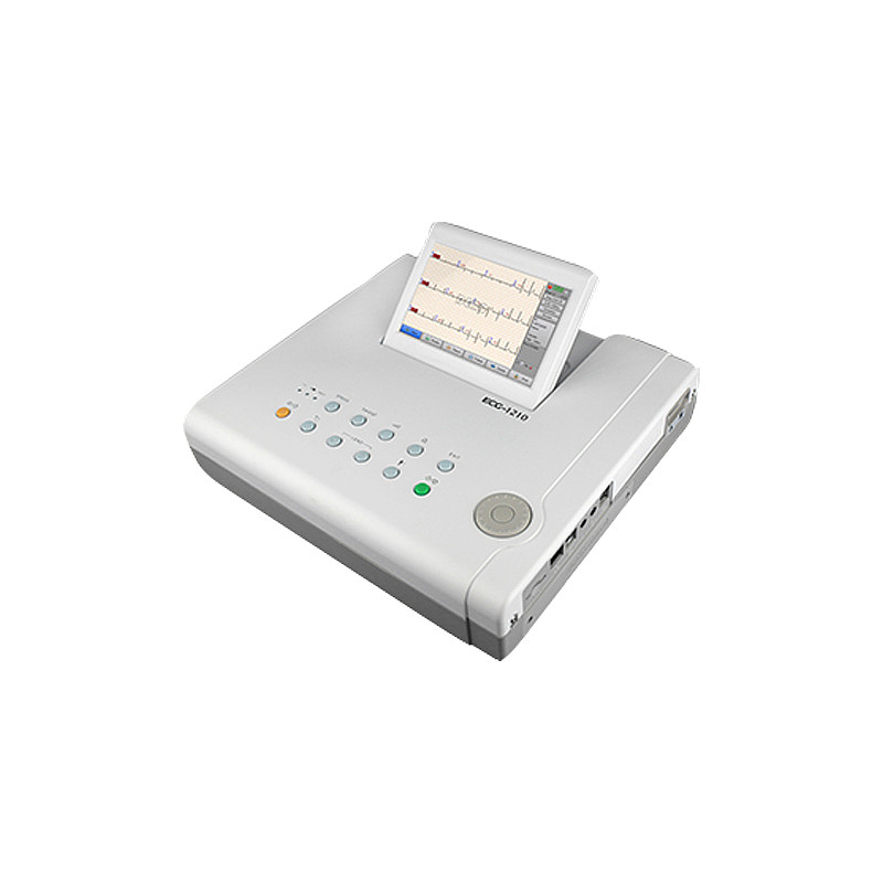邦健 数字式十二道心电图机 ECG-1210
