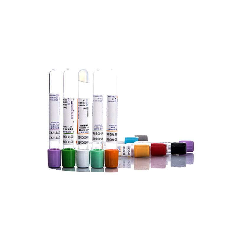 labtub力因 真空采血管(绿色,13x100mm,塑胶,5ml) 肝素钠