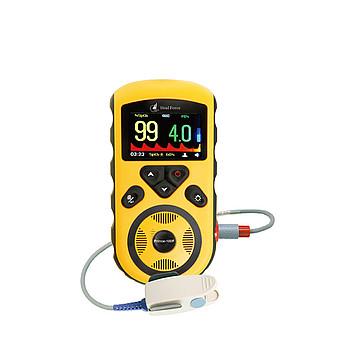 力康Heal Force 脉搏血氧饱和度仪 Prince-100F(锂电池)