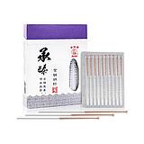 华佗Hwato 一次性使用无菌针灸针承臻(铝箔片单独包装) 0.40*60mm