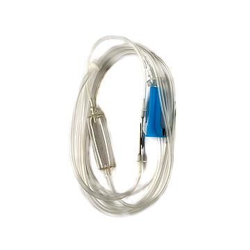 康叶达 一次性使用输液器 带针 0.71×24 SBTW 袋装 (25支)