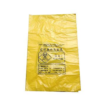 利鑫源 医疗垃圾袋 黄色 (100只/扎 18扎/箱)