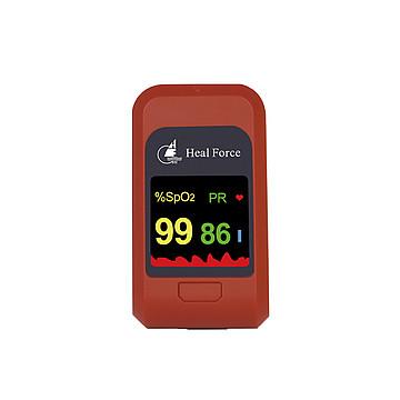 力康Heal Force 脉搏血氧饱和度仪 Prince-60NW