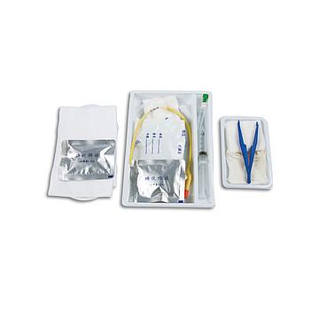 伟康 一次性使用导尿包 乳胶F14加小盒(50个/箱)