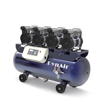 大圣DYNAIR 牙科电动无油空压机 DA807(智能.拖7-8)