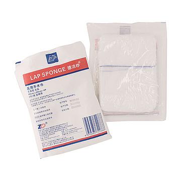 振德 医用手术巾 10×40cm-6p 灭菌型 带X光线(10片/袋 4中箱/箱)
