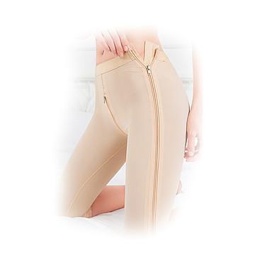 艾美姿.织 压力绷带 X05C 低腰中裤(侧拉链)