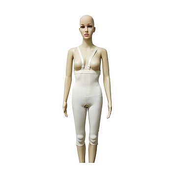 艾美姿.织 压力绷带 X03C 高腰中裤(侧拉链)