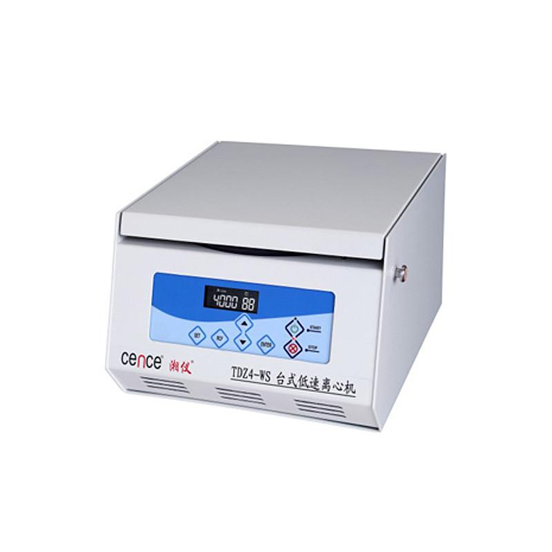 湘仪 台式低速自动平衡离心机 (TDZ4-WS)